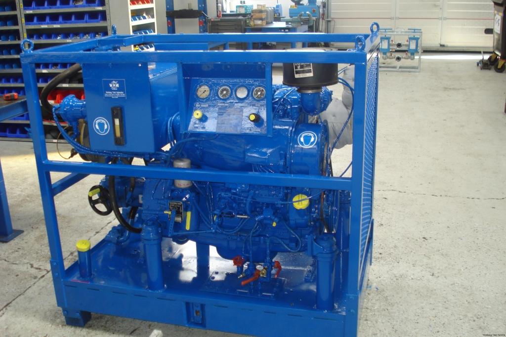 Hydraulische powerpack